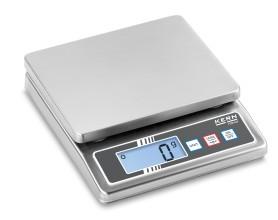 Balance de portions en inox KERN FOB-NS