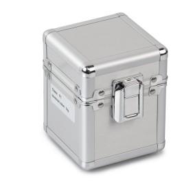 Etui protégé en aluminium pour les poids individuels