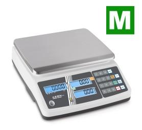 Balance poids-prix KERN RPB 15K2DM homologuée