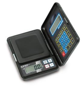 Balance de poche KERN CM avec calculatrice intégrée