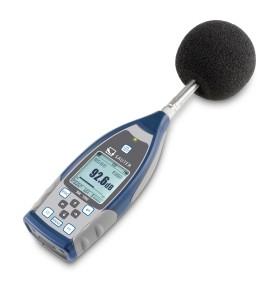 Sonomètre professionnel SAUTER SW 2000