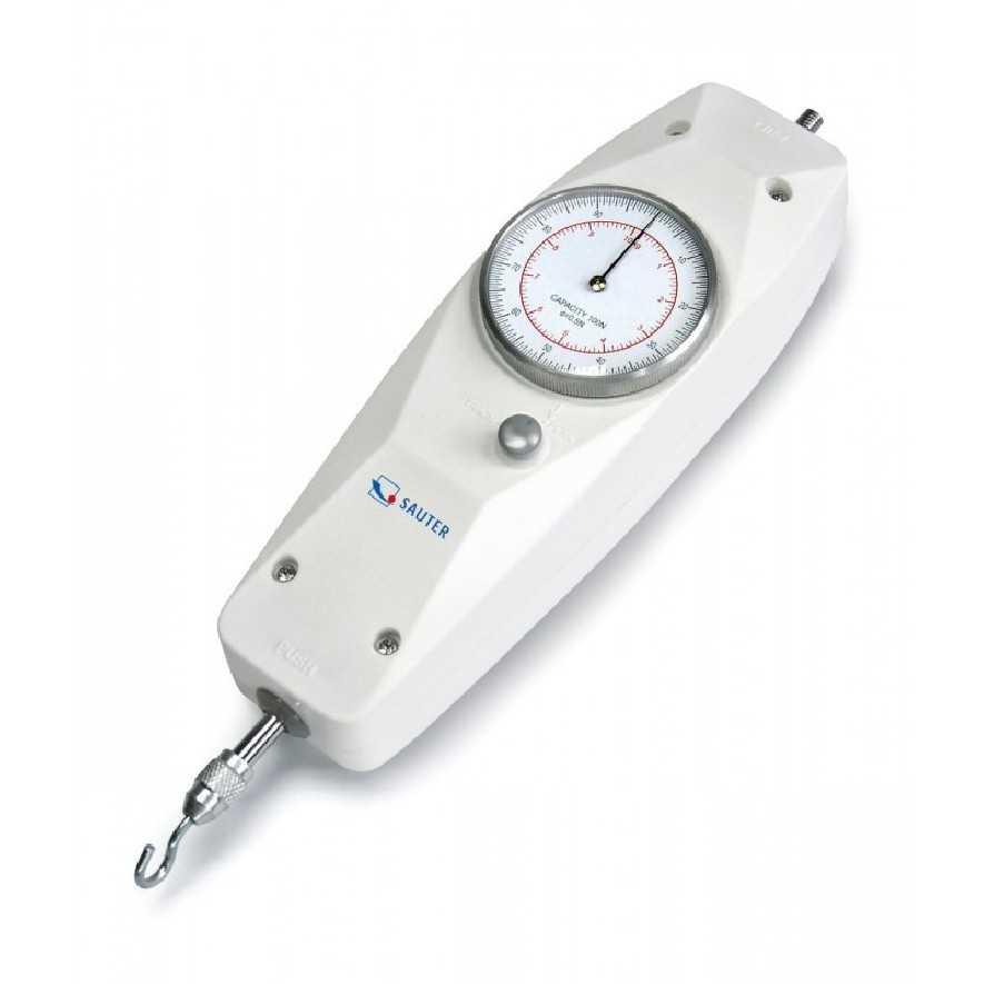 Dynamomètre mécanique pour mesure de traction et compression